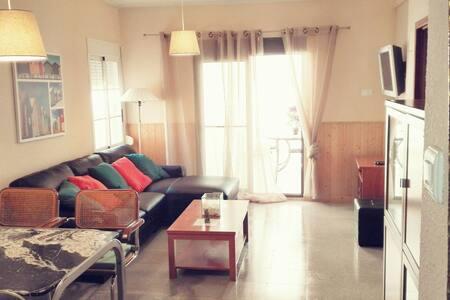 Apartamento junto al mar ideal familias - El Perellonet - Appartamento