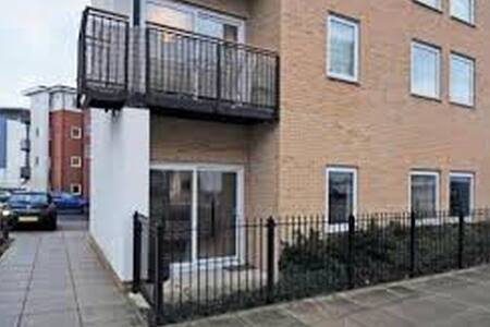 Double room in 2 bed apartment  - Reading - Apartment