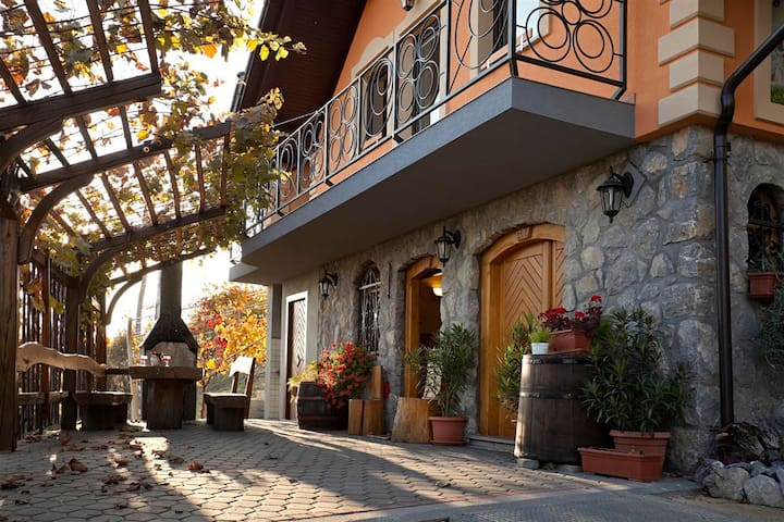 Vineyard cottage Bregač - Koglo - บ้าน