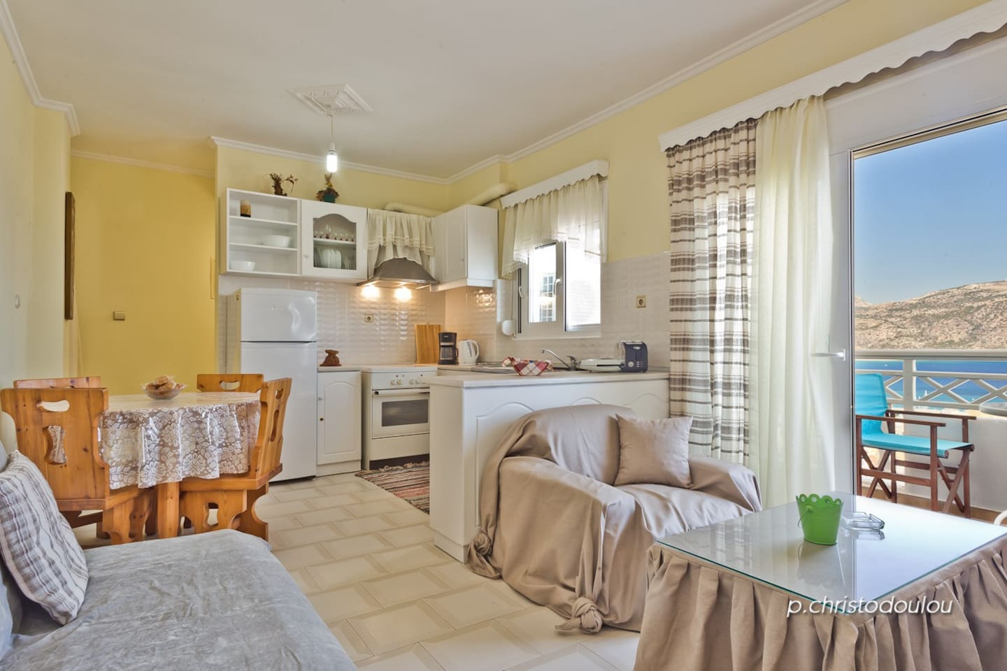 Amalia\'s Apartment in Pigadia, Karpathos - Διαμερίσματα προς ...