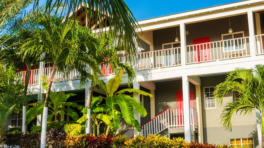 Willowby Heights Condo's,  Antigua Room #3