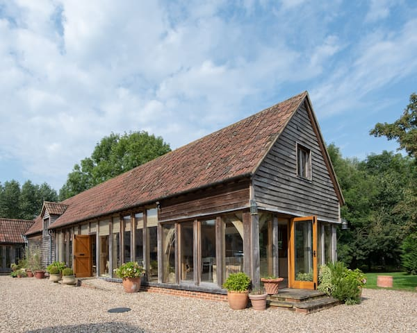 English Country Garden - Converted 2bed/bath barn