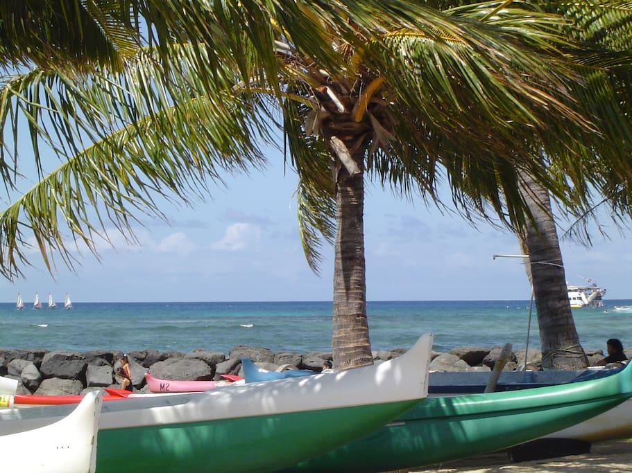 Beautiful Hawaii Beach