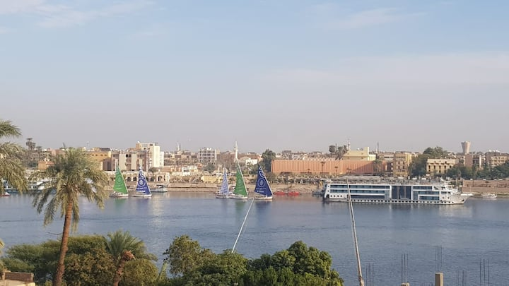 Modern Flat With The Best Nile & Mountain Views