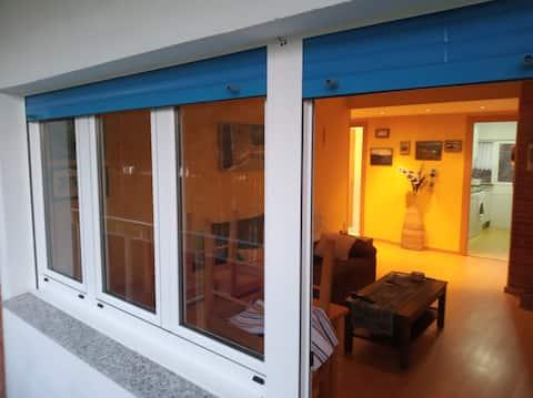 Precioso apartamento en playa del Puntal