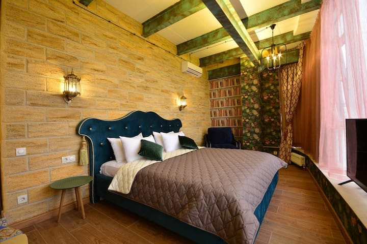 Апарт Отель в Шикарной Аркадии с панорамой моря!