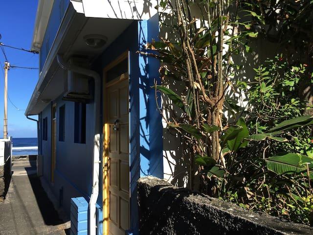 Bel appart spacieux face a la mer - terre sainte - Appartamento