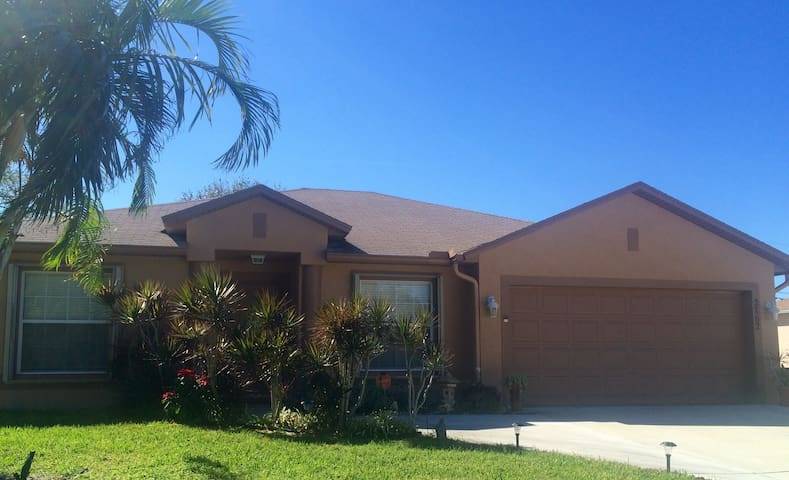 Inviting Warm and Tranquil Home - Port St. Lucie