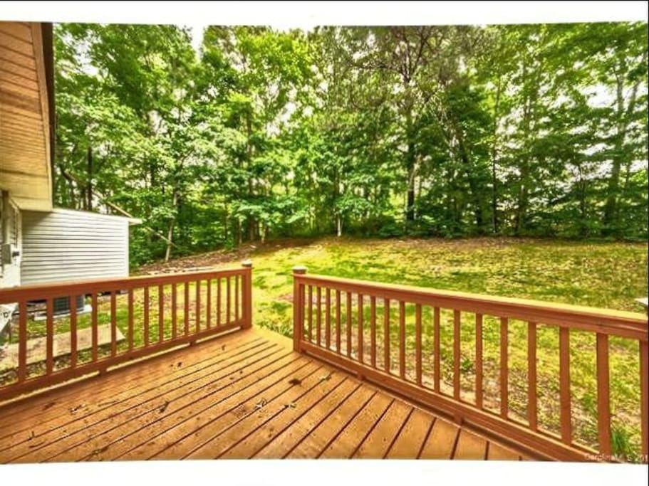 Your Crowders Mountain Vacation Starts Right Here!