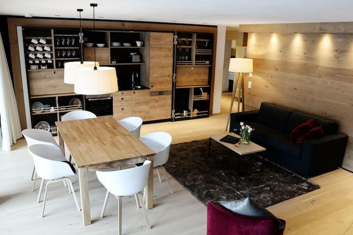 Premium Chalet - Großzügiges Wohlfühl-Appartement