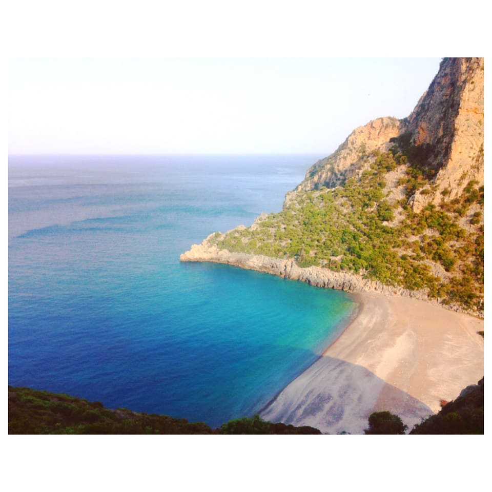 Balogeri Beach:1/2 of our local beaches <3
