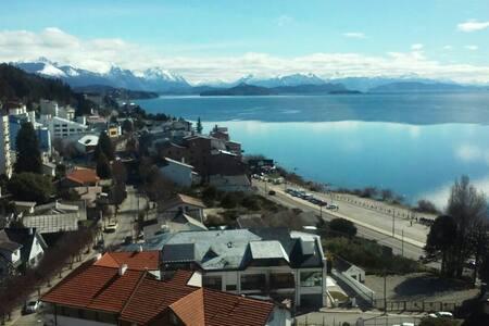 Depto, centrico, hermosa vista - San Carlos de Bariloche
