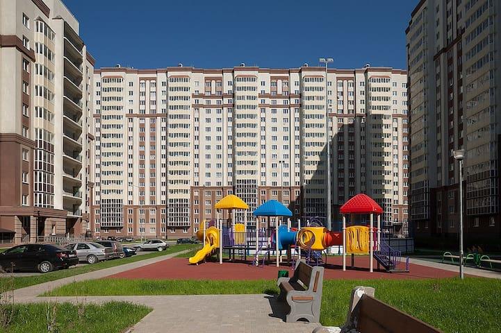 Красиво в Новом Домодедово, - Домодедово  - Apartamento