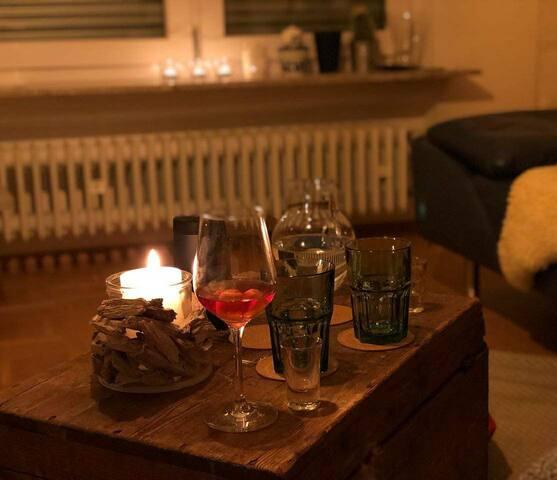 Zimmer im Nordschwarzwald