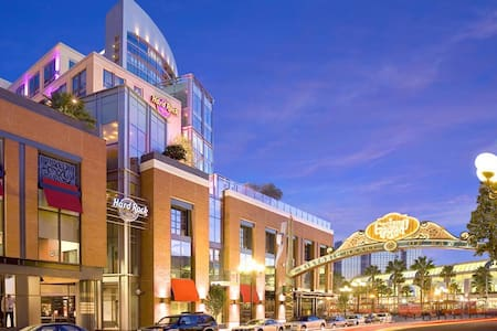 Perfect Central Downtown Location in Gaslamp - San Diego - Lakás