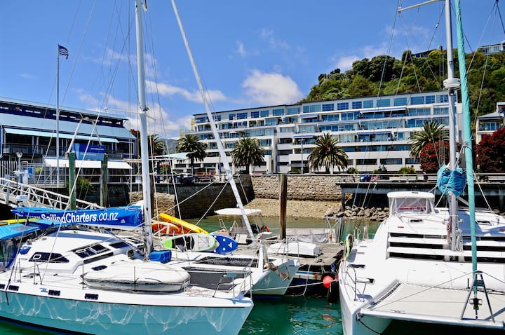 Sea Path Apartment - Nelson Waterfront