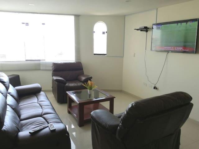 Departamento bonito cómodo y céntrico en Yanahuara