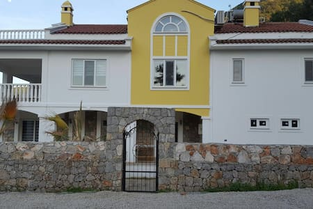 luxury villa - Yeşilüzümlü Belediyesi