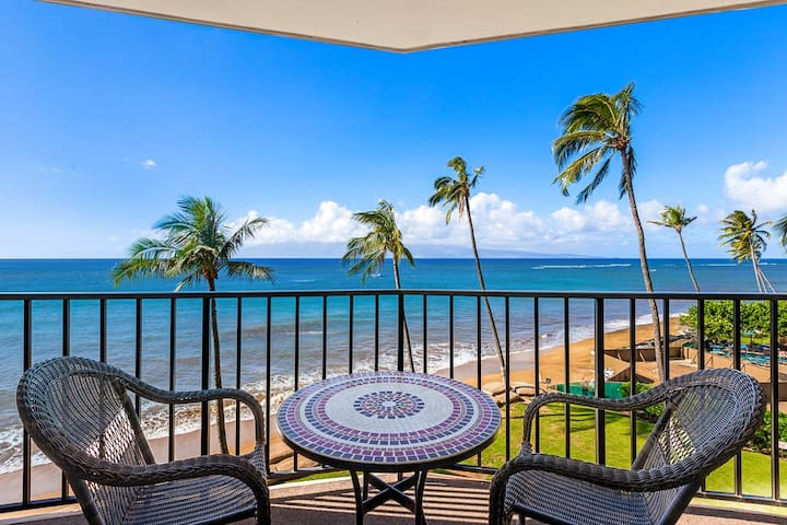 VI 407* - Hawaiian Ocean Front Dream