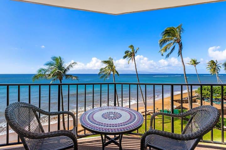VI 407* - Hawaiian Ocean Front Dream