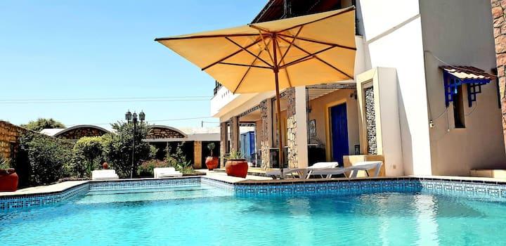 Villa Jasmine, piscine privée, sans vis-à-vis