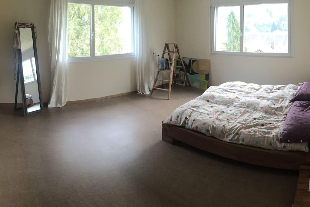 Riesenschlafzimmer