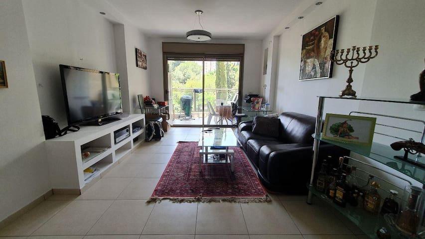Entire Apartment - Serene and Modern Space / Haifa