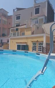 Appartamenti Villino Angela a Sant'Anna - Villa