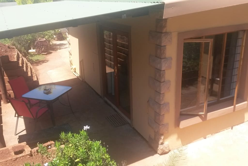 Elna Falls Suite - Outside View