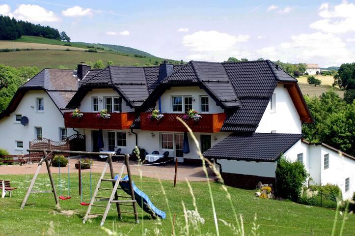 Ferienwohnungen Schweizes-Ferienhof *** - Medebach - Condo