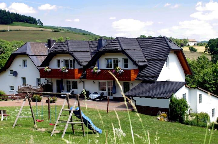 Ferienwohnungen Schweizes-Ferienhof ***
