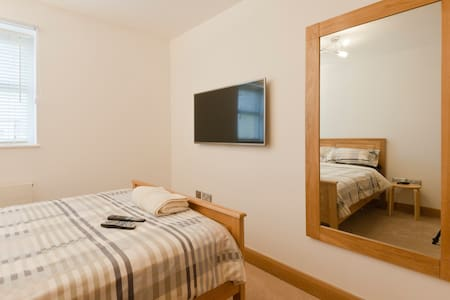 Luxury Double Room + Private Bath,Modern Apartment - Kingston upon Thames - Wohnung