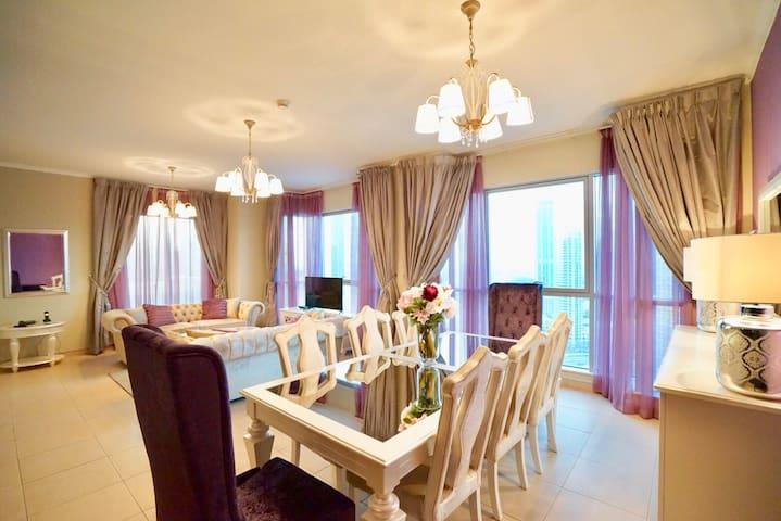 Family luxurious room!near Dubai Mall&Burj Khalifa