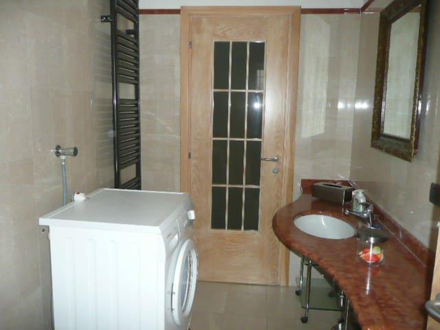 bathroom entrance form inside