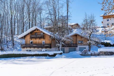 Calm Apartment in Walchen Austria with Garden
