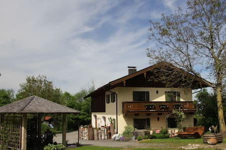 Apartment Bergwiese am Rothhof in Bad Feilnbach - Bad Feilnbach - Serviced apartment