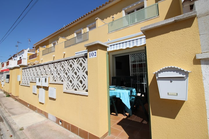 0152-PUIGMAL Modern house for 6 people