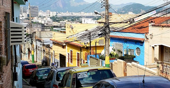 Quarto Maracanã - Santo Cristo (Centro)