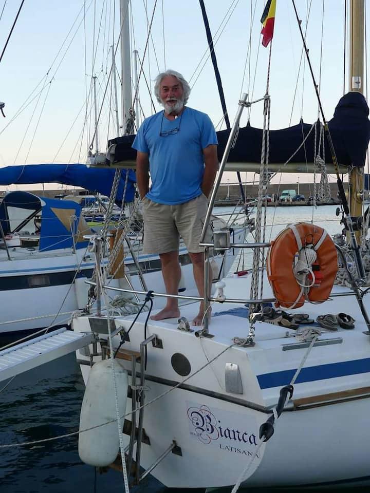 Alloggio su Barca oceanica 13 mt
