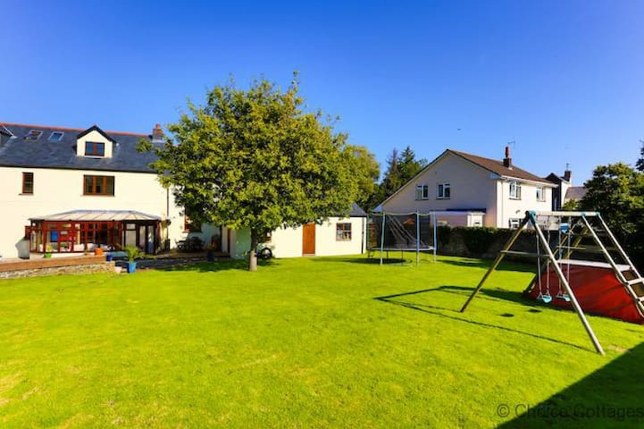 BRADIFORD ROSE COTTAGE | 5 Bedrooms - Barnstaple - Casa