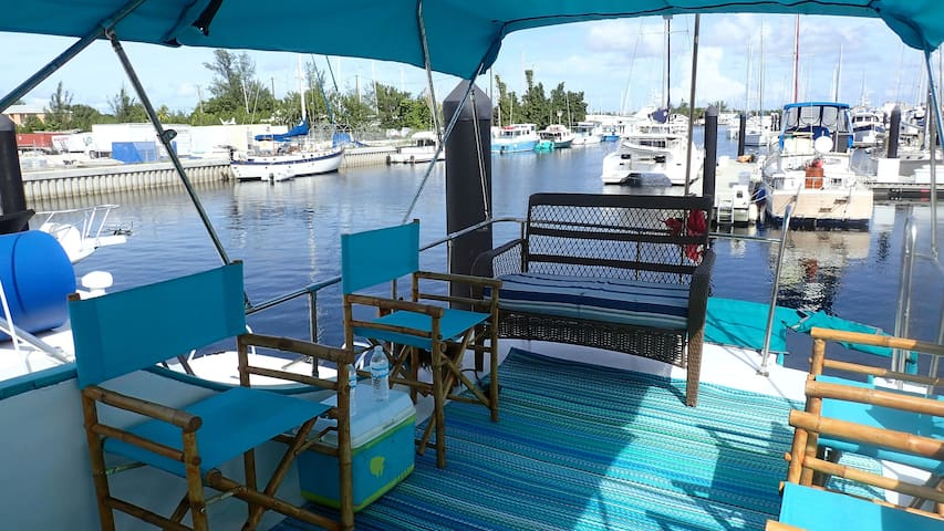 "Stay & Play aboard the  ""Reef Keeper"" (Key West) - Cayo Hueso - Barco"