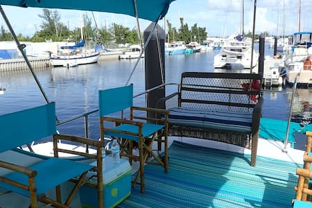 "Stay & Play aboard the  ""Reef Keeper"" (Key West) - Key West - Loď"