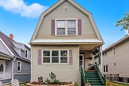 Private 2-1 in beautiful historical Oak Park - Oak Park - Wohnung