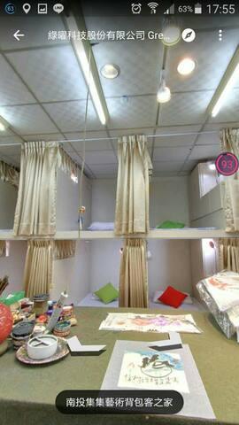 8床位,最多全新膠囊,空間大,時尚,乾淨,價格實在498。假日+190。可加到7人