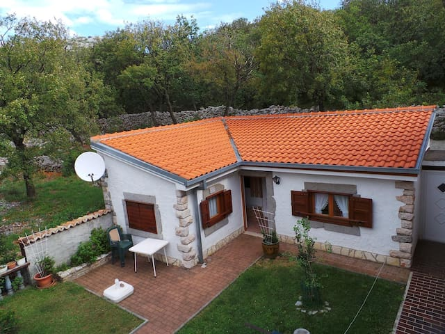 House for 2+1 pers with WLAN in Povile R62283