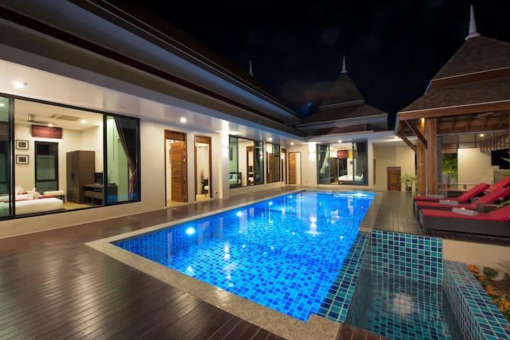 Narintara 4 Bedroom Pool Villa (V5) - Tambon Ao Nang