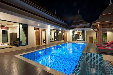 Narintara 4 Bedroom Pool Villa (V5) - Tambon Ao Nang - 别墅