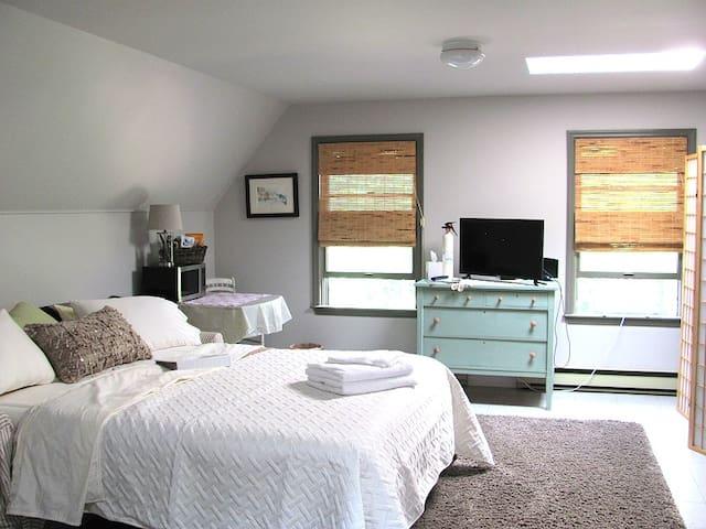 Saratoga Alternative Country Hilltop Studio