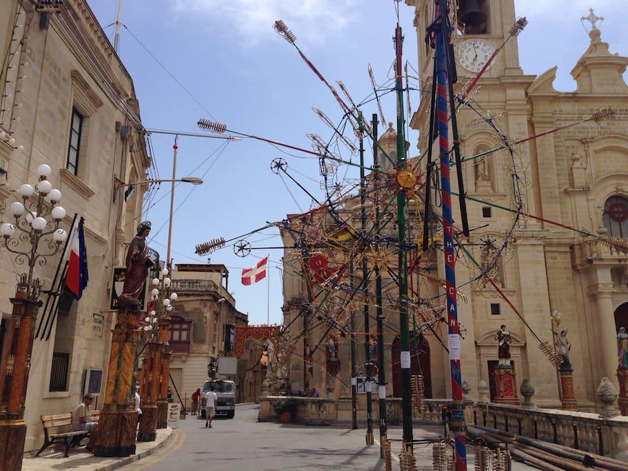 Zebbug Square