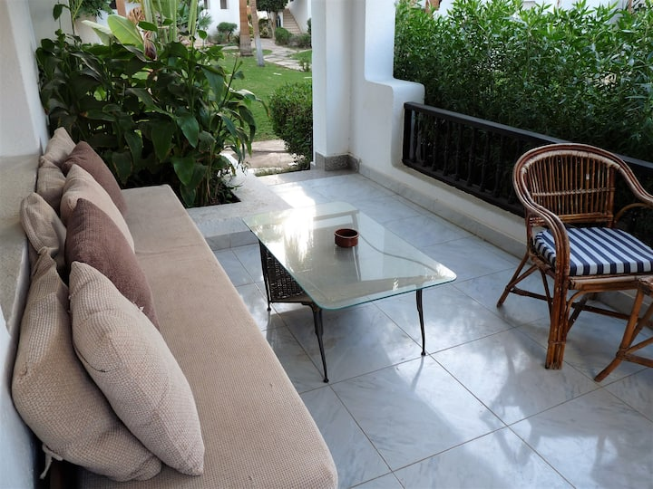 Delta Sharm Great Spacious Studio and Huge Terrace